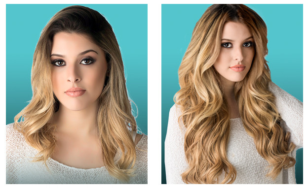 Hair extensions not for you halo couture and dreamcatchers may before and after photos of halo couture client pmusecretfo Choice Image