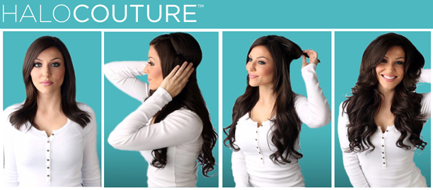 Hair extensions not for you halo couture and dreamcatchers may halo couture application process pmusecretfo Choice Image